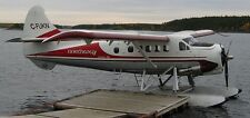 DHC-3 de Havilland Single Otter Airplane Handcrafted Wood Model Regular New