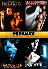 Miramax Psycho Killer Series (Dvd, 2011)