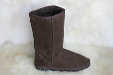 Ugg Boots Tall, Synthetic Wool, Colour Chocolate, Size 12 Mens
