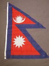NEPAL FLAG 3X5 MOUNT EVEREST NEPALESE NEW KINGDOM F300
