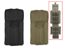 Shotgun Shell Ammo Pouch 25 Loops - 600 Denier Polyester - MOLLE Compatible