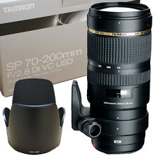 Tamron SP A009 70-200mm F/2.8 VC Di AF USD Lens For Sony -Fedex 2-3day to USA