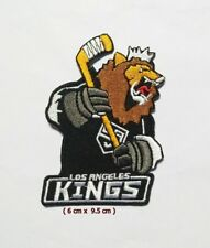 Los Angeles Kings  NHL Logo Embroidery Patch Iron and sewing on Clothes