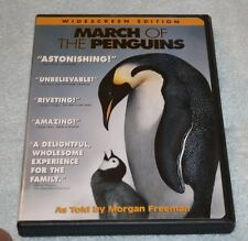 DVD March of the Penguins