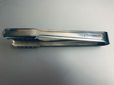 Zange aus Metall - Serviettenzange - Eiswürfel - Grillzange Fluggesellschaft