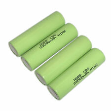 Four Rechargeable AA Battery Replacement for FujiFilm FinePix S1Pro S2Pro S3Pro