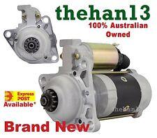 Starter Motor For Mazda T3500 T4000 T4600 Ford Trader Diesel Engine