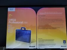 Microsoft Office Professional 2010, Sealed Retail Box, Full, Word,Excel,Access,
