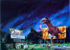 """Artists' Choice Vincent di Fate Omnichrome """"It Came from the Drive-In"""""""