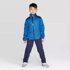EUC Boy's Champion Blue Fleece Jacket (Size XL or 16-18)