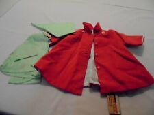 Terri Lee? 2 Coats, Green Has Terri Lee Tag, Being Sold As Found, Lot 19 Vintage