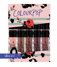 ❤ Colourpop Ultra Satin mini Lipstick Set in On a Whim ❤