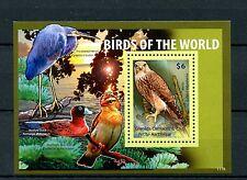 Grenadines de grenade 2011 neuf sans charnière oiseaux du monde ii 1v s/s hérons canards timbres
