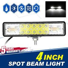 """1PC 4"""" INCH 48W White Led Work Light Bar PodS Combo Offroad SUV ATV 12V Fog HOT"""