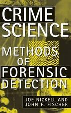 Crime Science: Methods of Forensic Detection-ExLibrary