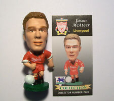Prostars LIVERPOOL (HOME) McATEER, PL20 1996/97 Kit Loose With Card LWC