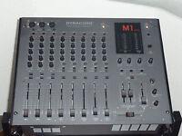"""Dynacord M1 Profi Mixer Dj Mischpult Studio Mixer Mischpult """"sehr guter Zustand"""""""