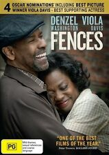 Fences DVD : NEW