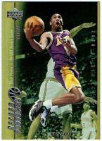 2001-02 Upper Deck Legends Record Producers #RP8 Kobe Bryant / HOF / NM-MT