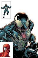Venom #29 NM Virgin Variant by Will Sliney | Eddie Brock | Codex | Knull🔥KEY🔥