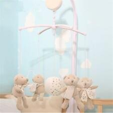 Baby Kids Crib Mobile Bed Bell Holder Arm Bracket Screw Replacement Fit Toy - CB