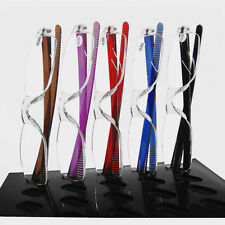 Flexible Rimless Reading Glasses Readers Spectacles 1.00 1.5 2.0 2.5 3.0 3.5 4.0