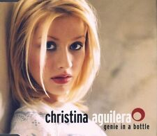 Christina Aguilera Genie in a bottle (1999) [Maxi-CD]