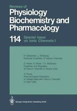 Reviews of Physiology, Biochemistry and Pharmacology: Special Issue on Ionic...