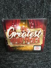 The Greatest Show Tunes Brand New Sealed 3 CDs with 58 songs. 2018. Freepost Uk