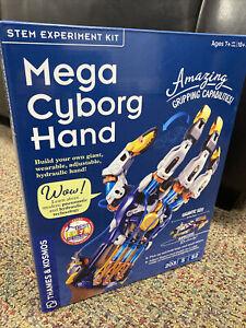 Thames & Kosmos Mega Cyborg Hand STEM Experiment Kit Amazing Gripping