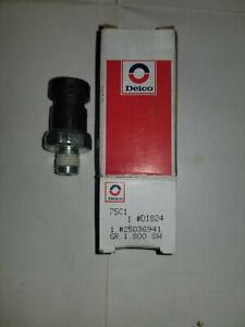 1987-93 BUICK-OLDSMOBILE-PONTIAC N.O.S.GM #25036941 OIL PRESSURE SWITCH