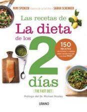 Recetas de la dieta de los dos dias (Spanish Edition) by Mimi Spencer in Used -