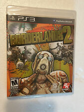 NEW Borderlands 2 (Sony PlayStation 3, 2012) PS3 Factory Sealed