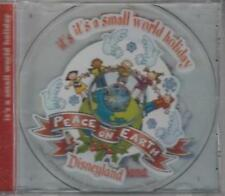It's A Small World Holiday: Peace On Earth Disneyland w/ Art MUSIC AUDIO CD NEW!