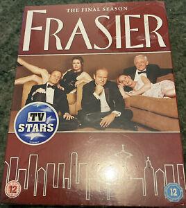 Frasier - Series 11 (DVD, 2008, 4-Disc Set, Box Set)