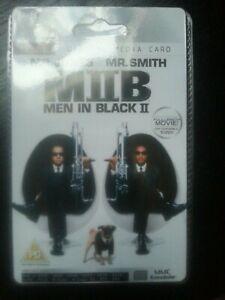 Men in Black II Rare Collectors Sealed MMC 128MB Digital Media Card  Movie