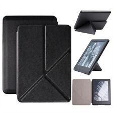 Nuevo cuero Slim elegante funda para Amazon Kindle Paperwhite 4 8 sueño-vigilia