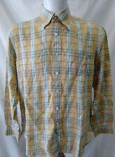 camicia uomo puro lino BURBERRY taglia 416,5