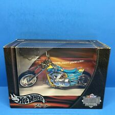 Hot Wheels Racing 1:18 NASCAR Thunder Rides Cherrios #43 Blue/Yellow