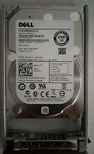 """Dell Seagate 250GB 7.2K SATA 6Gbps 2.5"""" HDD Model ST9250610NS DPN DNTWD w/ tray"""