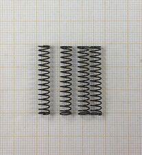 AußenØ 5,6mm nichtrostend Länge 25mm 472 DrahtØ 0,5mm 4 x Druckfeder