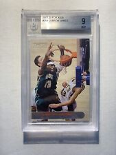 LEBRON JAMES 2003 Sports Illustrated SI FOR KIDS #264 ROOKIE CARD BGS 9 Mint SP