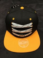 "Zephyr NHL Pittsburgh Penguins Lacer ""Original"" flat bill SnapBack hat"