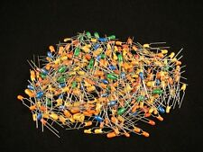 (250+ pcs.) Dipped Tantalum Capacitor - Grab Bag, assorted values and voltage