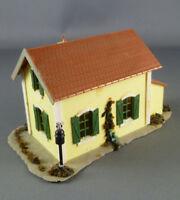 Jouef 1980 Ho Sncf Maison de garde-barrière Village Français Mkd Nord Est Plm Po