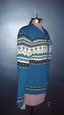 100% Wool Women's Cardigan Sweater