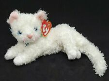TY 2001 STARLETT the CAT BEANIE BABY - MINT with MINT TAGS