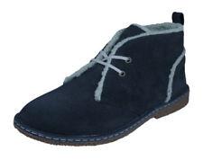 Chaussures marron Timberland en daim pour garçon de 2 à 16 ans