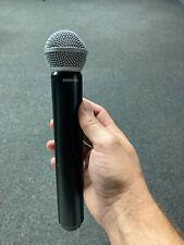 Shure BLX2 / PG58 (J10) Cardiod Condenser Microphone