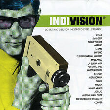 Various Artists : Indivision: Lo Ultimo del Pop Independie CD